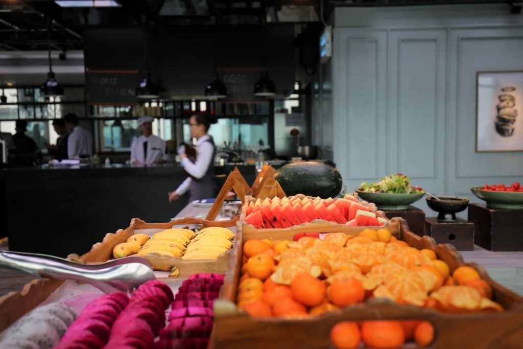 Semi buffet tại nhà hàng Bistecca, khách sạn New orient